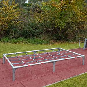 trampoline pour aire de jeux