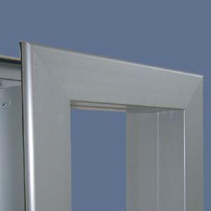 encadrement de portes en aluminium