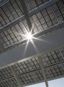 panneau de construction en acier / pour toiture / pour mur / de protection