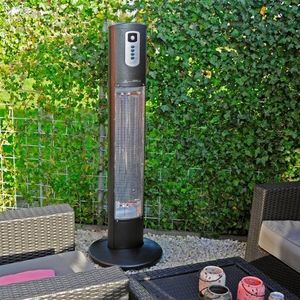 chauffage de terrasse infrarouge au sol
