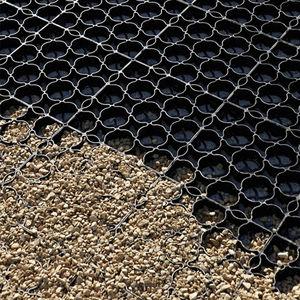 dalle gazon en plastique recyclé