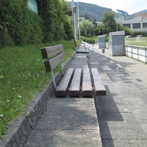 Banc public PRATO HAHN Kunststoffe GmbH de style en