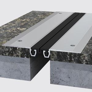 joint de dilatation en aluminium anodisé