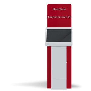 kiosque interactif multimédia