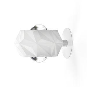 applique murale contemporaine / en fonte d'aluminium / à LED / IP40