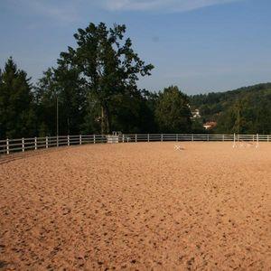 bac à sable pour installation sportive