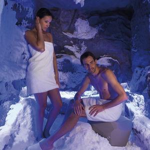 cabine de neige pour centre de bien-être