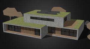 bâtiment passif