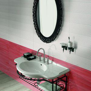 carrelage de salle de bain / de cuisine / mural / en grès cérame