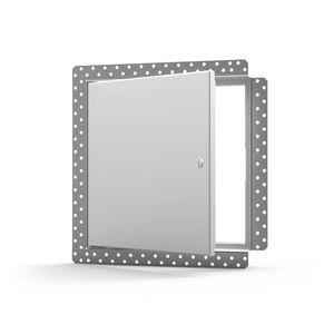 trappe d'accès pour cloison / pour plafond / carrée / en inox