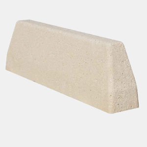 bordure de séparation / de protection / en béton / linéaire