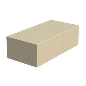 bordure de séparation / en béton / rectangulaire
