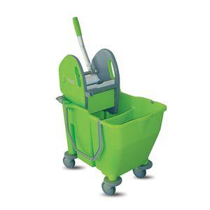 chariot de ménage / professionnel / en polypropylène