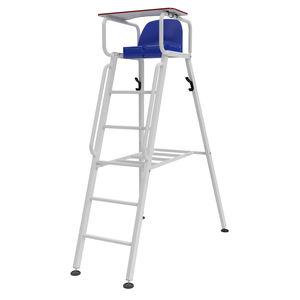 chaise d'arbitre en aluminium