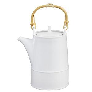 théière en porcelaine / à usage domestique