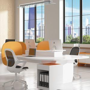 bureau pour open space / contemporain / pour bureau / modulable