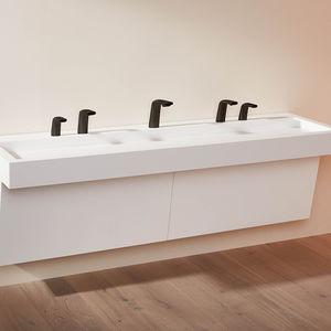 robinet sèche-mains de vasque