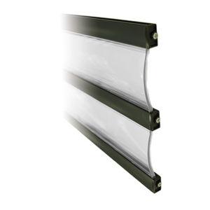 volets roulants / en acier / en aluminium laqué / en polycarbonate