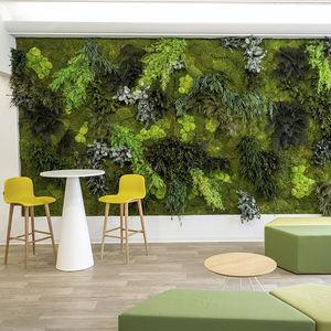 jardin vertical stabilisé