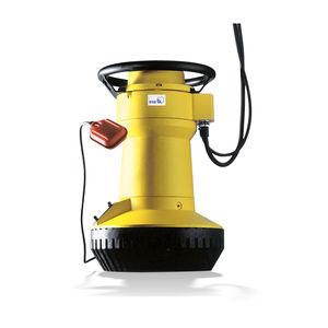pompe à eau / en fonte / immergé