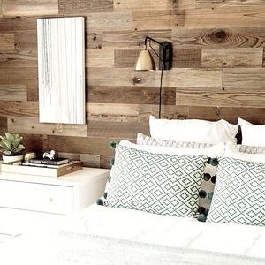 lambris mural / en bois
