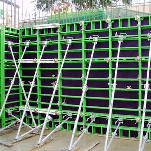 coffrage modulaire / cadre / en acier galvanisé / en acier à revêtement par poudre