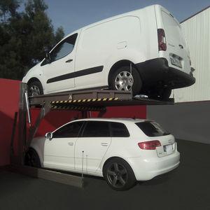 plateforme pour parking hydraulique