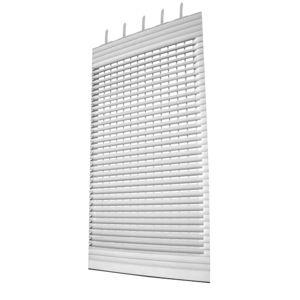 volets roulants / à lames / en aluminium extrudé / pour fenêtres