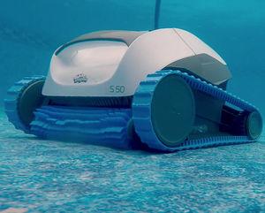 robot de piscine électrique / automatique / à usage domestique / à aspiration