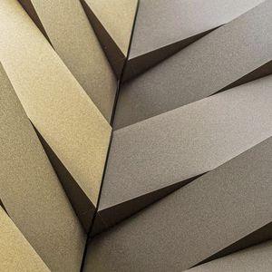 bardage en panneaux / en aluminium / en composite / lisse