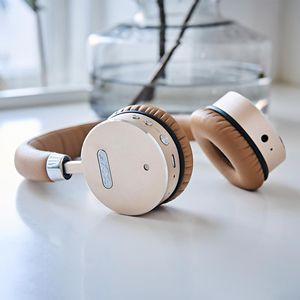 casques audio sans fil / réducteur de bruit / sports / rechargeables