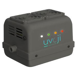 filtre à ultraviolets pour filière d'assainissement / de désinfection