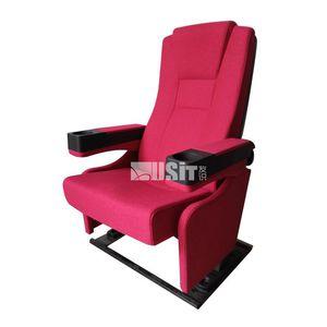 fauteuil de cinéma en acier