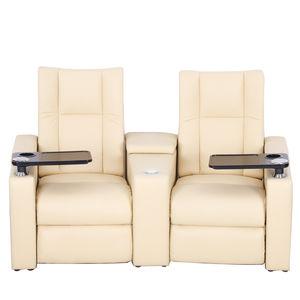fauteuil de cinéma en cuir