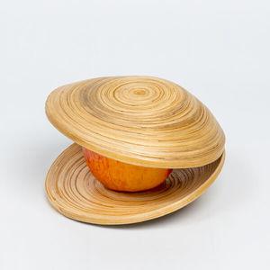 sous-verre en bambou