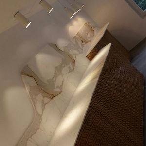 plaque de pierre en marbre