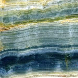 plaque de pierre en onyx