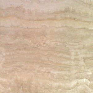 plaque de pierre en travertin