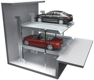 plateforme pour parking électrique