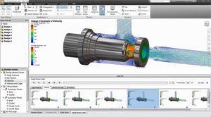 logiciel d'analyse et de simulation