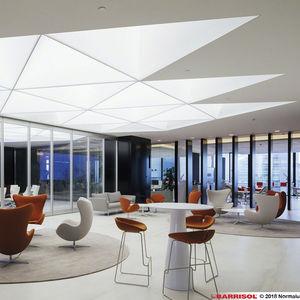 plafond tendu lumineux