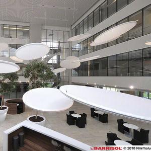 luminaire suspendu / à LED / grande hauteur