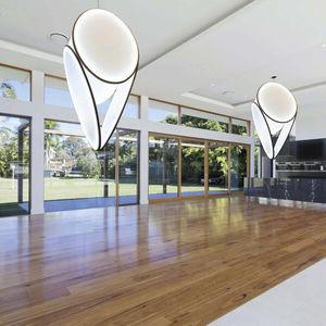 luminaire suspendu / à LED / en toile / professionnel