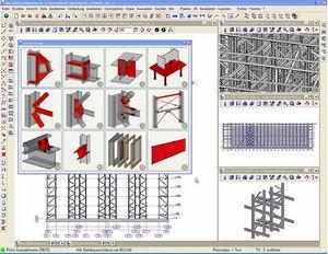 logiciel d'analyse structurelle