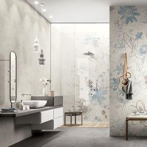 carrelage d'intérieur / mural / en grès cérame / 100x300 cm