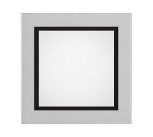 luminaire encastrable au mur / à LED / carré / IP65
