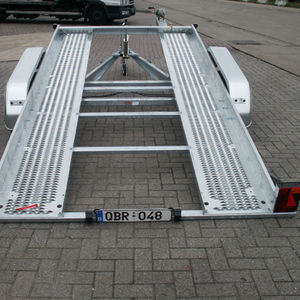 rampe d'accès en aluminium