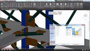 logiciel CAO / de gestion / de modélisation / BIM (Building Information Modeling)