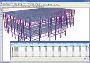 logiciel d'analyse structurelle / BIM (Building Information Modeling) / de calcul / de conception