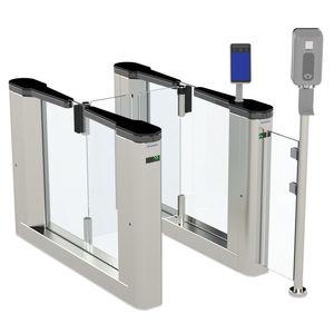 couloir rapide pour contrôle d'accès automatique